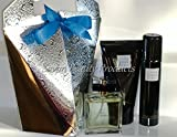 Avon Little Black Dress Luxury 4 Piece Fragrance Gift Set Present Christmas Birthday Complete With Tissue Paper, Ribbon and Gift Tag