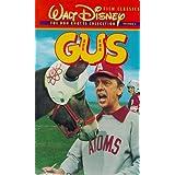 Gus [VHS] ~ Edward Asner