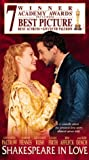 Shakespeare in Love [VHS]