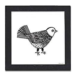 Little Bird Pen & Ink