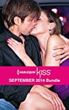 Harlequin KISS September 2014 Bundle: The Party Dare\Shes So Over Him\Alls Fair in Lust & War\Dressed to Thrill