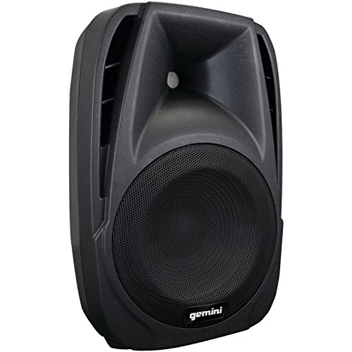 Gemini Dj Es-10 110-Watt Rms And 440-Watt Peak 10-Inch Loudspeaker