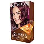 Colorsilk Beautiful Color Permanent Color Burgundy, 48, 1 application
