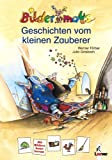 Bildermaus - Geschichten vom kleinen Zauberer / Bilderdrache - Der kleine Zauberer lernt lesen (Wendebuch)