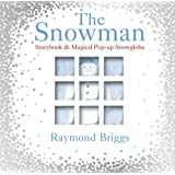 The Snowman Storybook & Magical Pop-up Snowglobeby Raymond Briggs