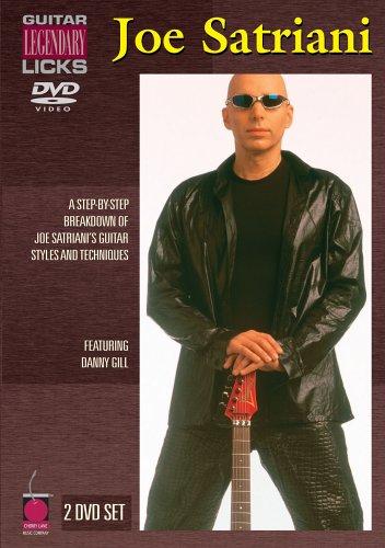 Joe Satriani: Legendary Licks [Edizione: Regno Unito]