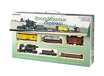 Bachmann Industries Rocky Mountain Express Ready to