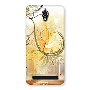 Nature Pattern Back Case Cover for Zenfone Go