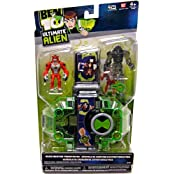 Ben 10 Ultimate Alien Creation Transporter