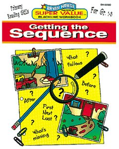 Getting the Sequence: Primary Reading Skills, Grades 1-3 - 1