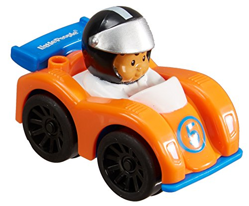 Fisher-Price Little People Wheelies Formula Car