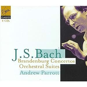 Concertos brandebourgeois / Suites pour orchestre