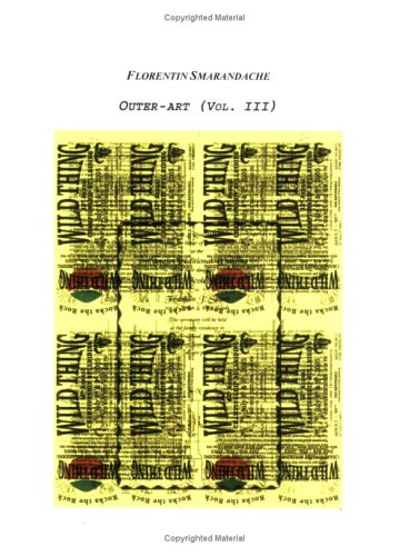 Outer-Art, Vol. III: Prints, Outer-Sculptures, and Digital Works