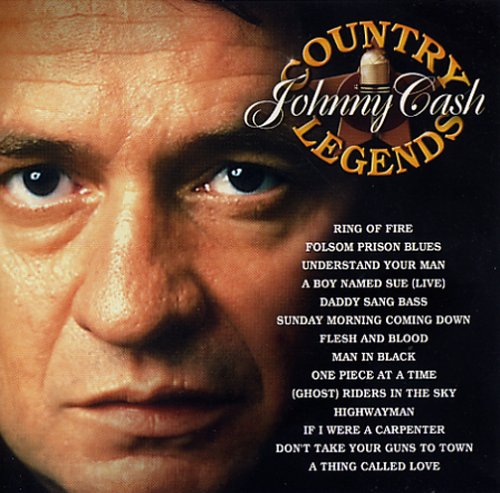 Johnny Cash - Johnny Cash - Country Legends - Zortam Music