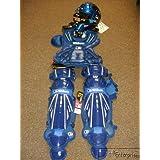 Wilson MLB Pro FX baseball catchers gear set NEW Blue A by Wilson