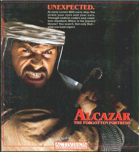 Alcazar: The Forgotten Fortress