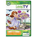 LeapFrog LeapTV Disney Sofia The First Educational, Active Video Game