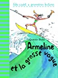 Armeline et la grosse vague