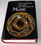 img - for Concise Oxford Dictionary of Music book / textbook / text book