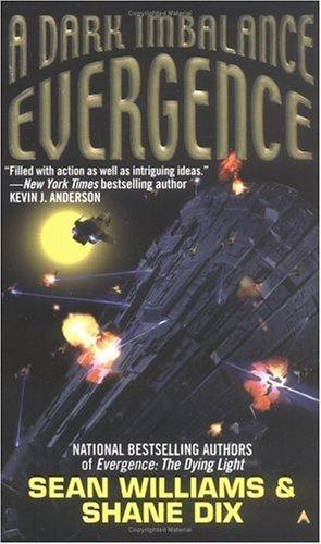 Evergence III: A Dark Imbalance, Sean Williams, Shane Dix