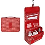 BB&Love Portable Hanging Waterproof Travel Organizer Toiletry Wash Cosmetic Bag Makeup Storage Case Grooming Storage...