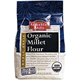 Arrowhead Mills Gluten-Free Organic Millet Flour, 2 lb-2 lb
