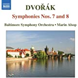 Dvorak: Symphonies Nos. 7 and 8