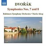 Dvorak: Symphonies Nos.7 & 8by Antonin Dvorak