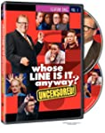 Whose Line Is it Anyway?: Season 1, V...