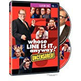 Whose Line Is it Anyway?: Season 1, Volume One (Uncensored) ~ Drew Carey
