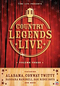 Country Legends Live, Vol. 3