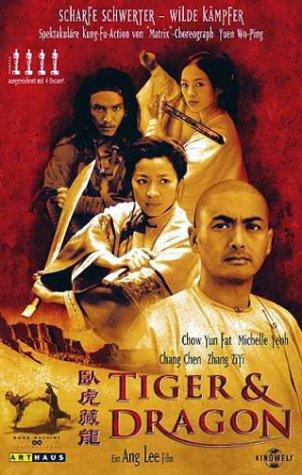 Tiger & Dragon - Der Beginn einer Legende [VHS]
