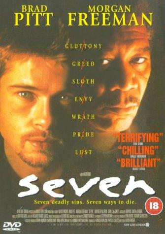 Seven [DVD] [1996]