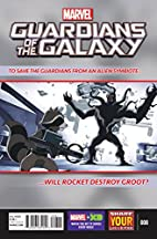 Marvel Universe Guardians Of the Galaxy #8…