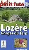 echange, troc Dominique Auzias - Le Petit Futé Lozère