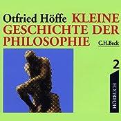 Kleine Geschichte der Philosophie 2   Otfried Höffe