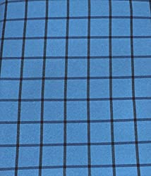MS Retail Men's Shirt Fabrics (MS Retail_19_Blue)