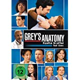Grey&#39;s Anatomy: Die jungen rzte - Fnfte Staffel, Teil Eins [3 DVDs]von &#34;Ellen Pompeo&#34;