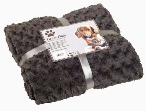 Nobby-Kuscheldecke-Fleece-Plaid-Super-Soft-100-x-150-cm-grau