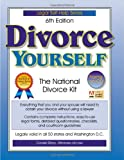 img - for Divorce Yourself: The National Divorce Kit (Divorce Yourself (W/CD)) book / textbook / text book