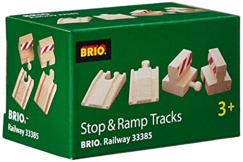 BRIO Stop and Ramp Track - 1