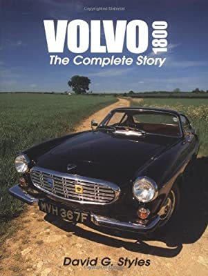 Volvo 1800 : The Complete Story