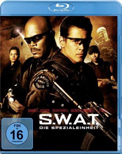 S.W.A.T. - Die Spezialeinheit [Blu-ray] [Import allemand]
