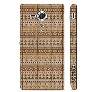 Sony Xperia SP Pyramids of Egypt designer mobile hard shell case by Enthopia