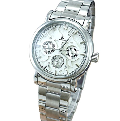 tcella-mens-womens-automatic-mechanical-silve-stainless-steel-wrist-watch