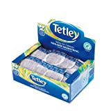 12x100 Tetley Tea Drawstring One Cup Just £2.25 per Box x 100 ! Multi Pack offer.