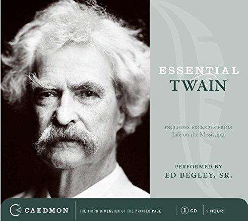 Essential Twain (Caedmon Essentials)