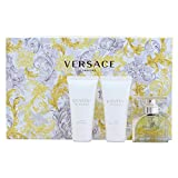 Vanitas by Versace Eau de Toilette Spray 50ml, Shower Gel 50ml & Body Lotion 50ml