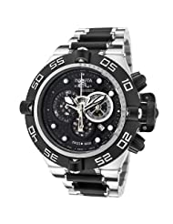 Invicta Men's 6551 Subaqua Noma IV Chronograph Stainless Steel Watch