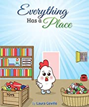 Everything Has a Place: Early Reader for Kids Ages 3-5